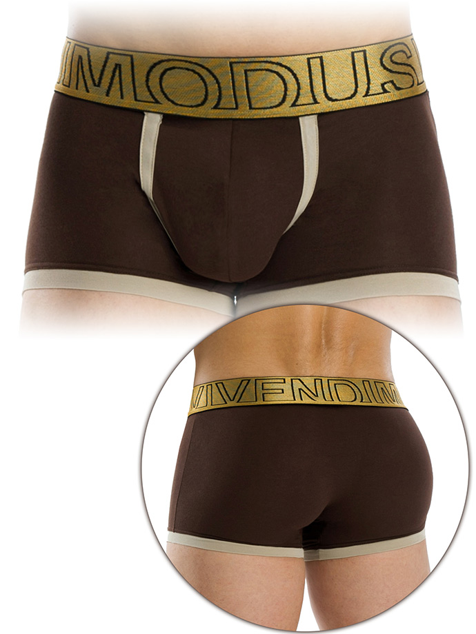 Modus Vivendi - Earth Boxer - Brown