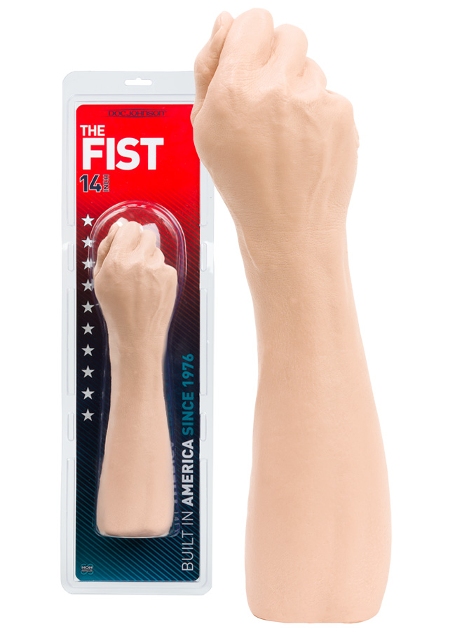 The Fist white