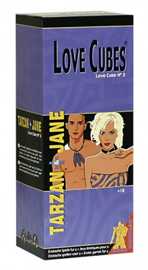 Fun Factory Love Cube No.3 Tarzan&Jane