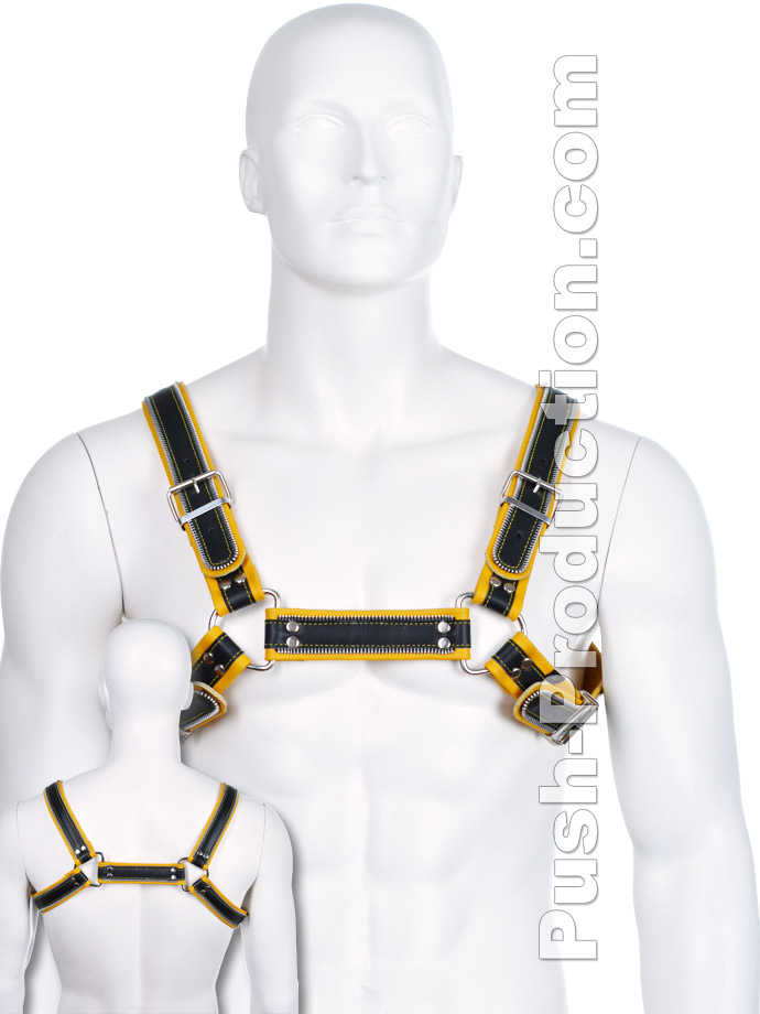 from Noah yellow harness gay