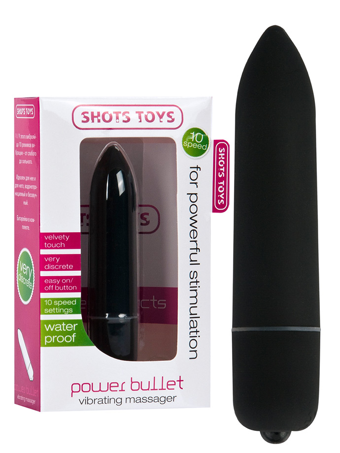 Power Bullet Black