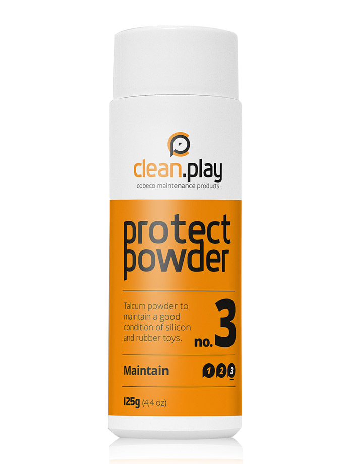 Cobeco CleanPlay - Protection Powder