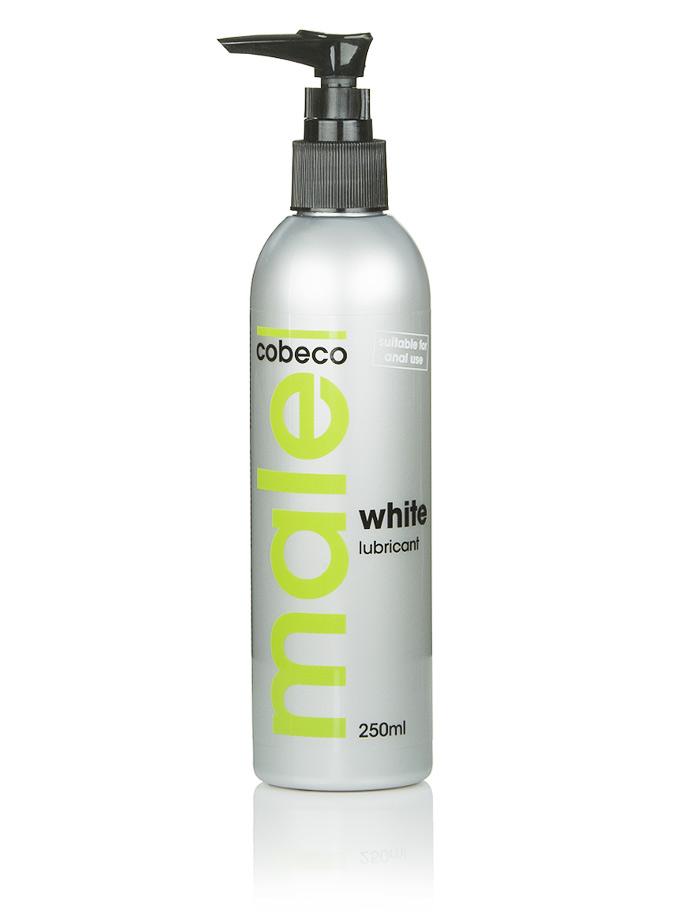 Male White Lubricant 250 ml - expiry date 02/2018