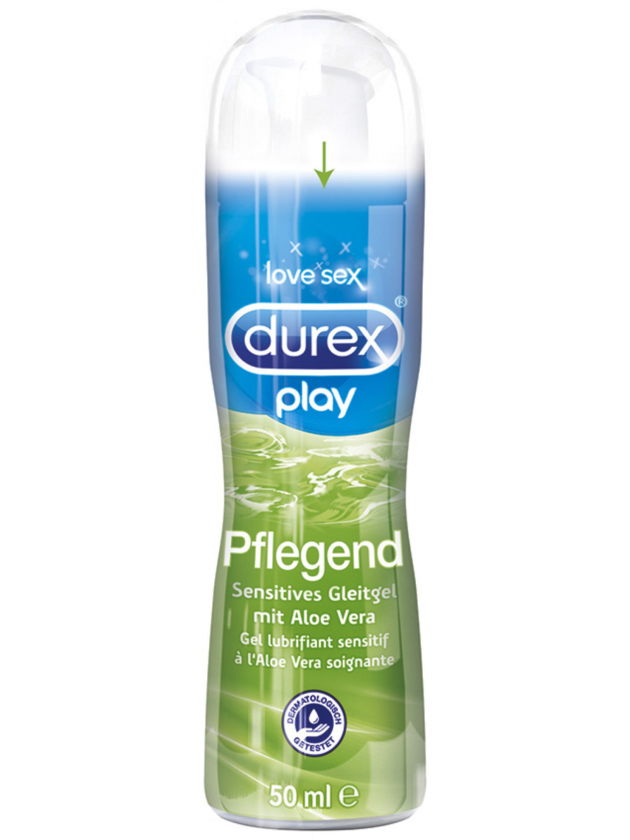 Durex - Play Pflegend 50 ml - MHD 12/2017
