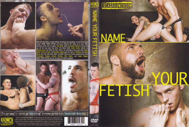 Name Your Fetish