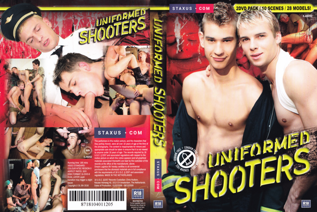 Uniformed Shooters - 2 DVDs