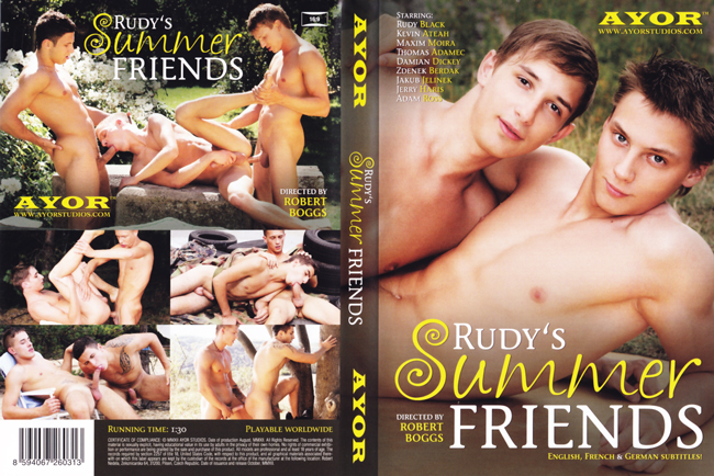 Rudy's Summer Friends