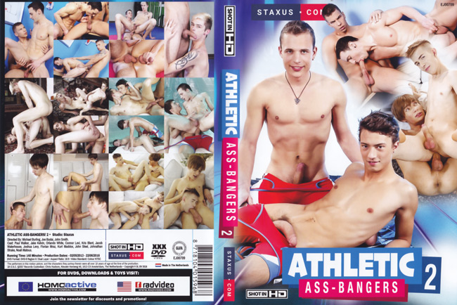 Athletic Ass-Bangers 2