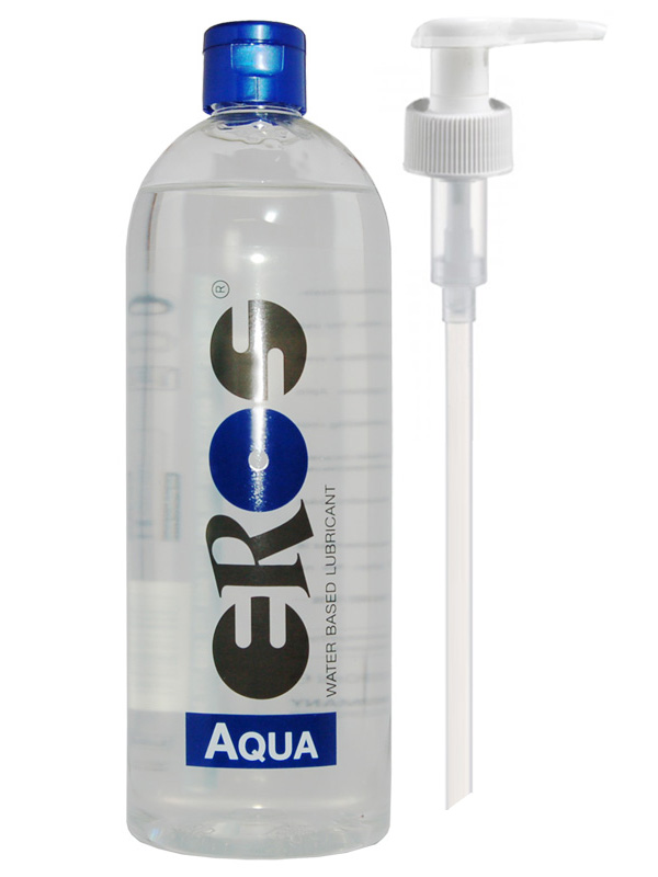 Eros Aqua - Water Based 1000ml Flasche