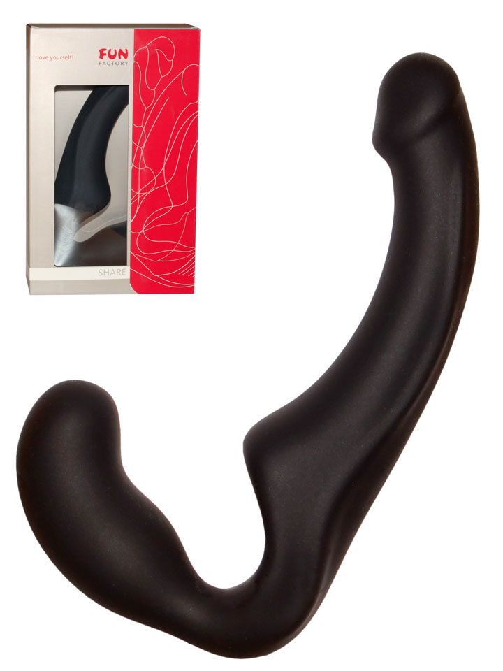 Fun Factory Doppeldildo Share black