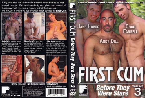 First Cum Before They Were Stars Vol. 03