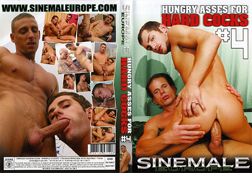 Hungry Asses For Hard Cocks 4