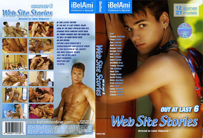 Out at Last Nr. 06 - Web Site Stories