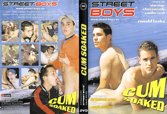 Street Boys - Cum Soaked