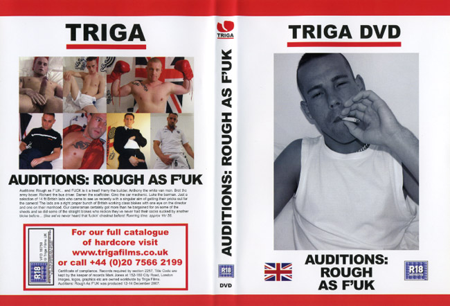 Auditions: Rough As F'UK