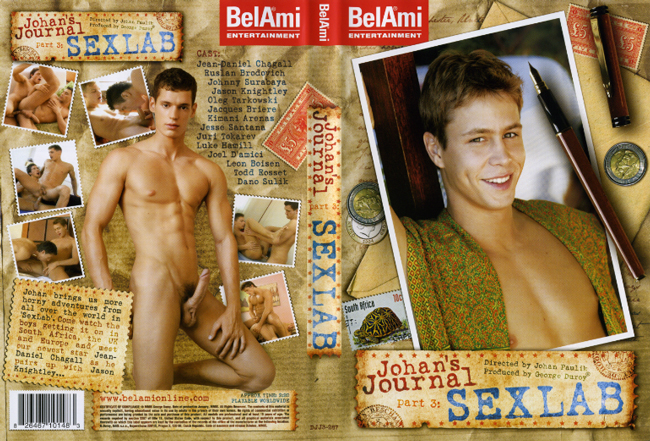 Johan's Journal Nr. 03 - Sexlab