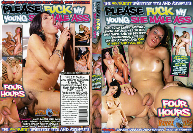 Barracuda - Please Fuck My Young She Male Ass