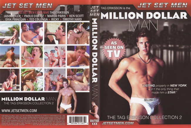 Million Dollar Man - The Tag Eriksson Collection Nr. 02