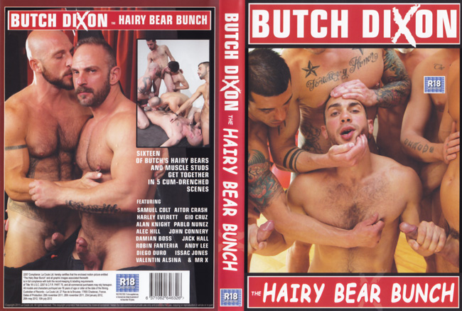 The Hairy Bear Bunch