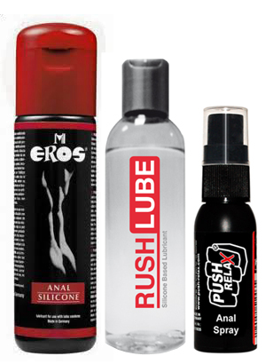 Lubricant Set Nr. 5 - Silicon Based