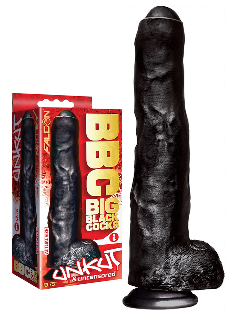 BBC - Big Black Cock Unkut & Uncensored