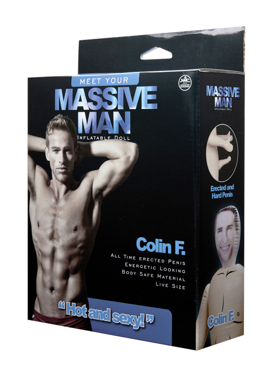 Colin F. Massive Man Love Doll