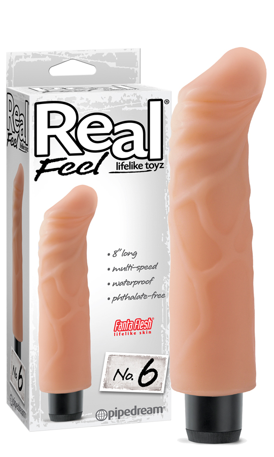 Real Feel Lifelike Toyz No. 6