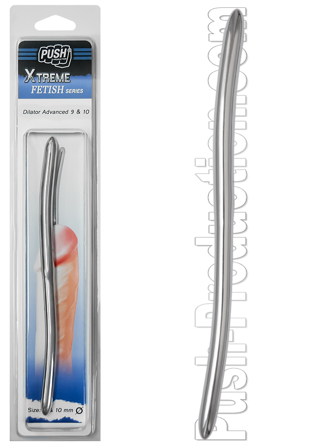 Push Xtreme Fetish - Dilator Advanced 9 & 10