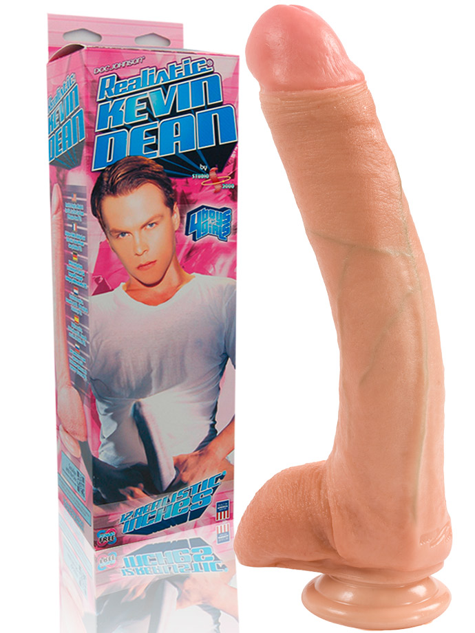 Realistic Kevin Dean 12 inch Supercock