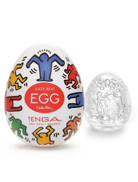 Tenga - Egg Dance - Keith Haring