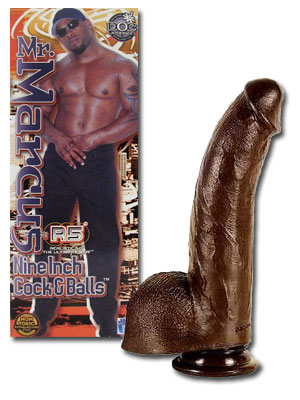 Mr. Marcus Nine Inch Cock and Balls