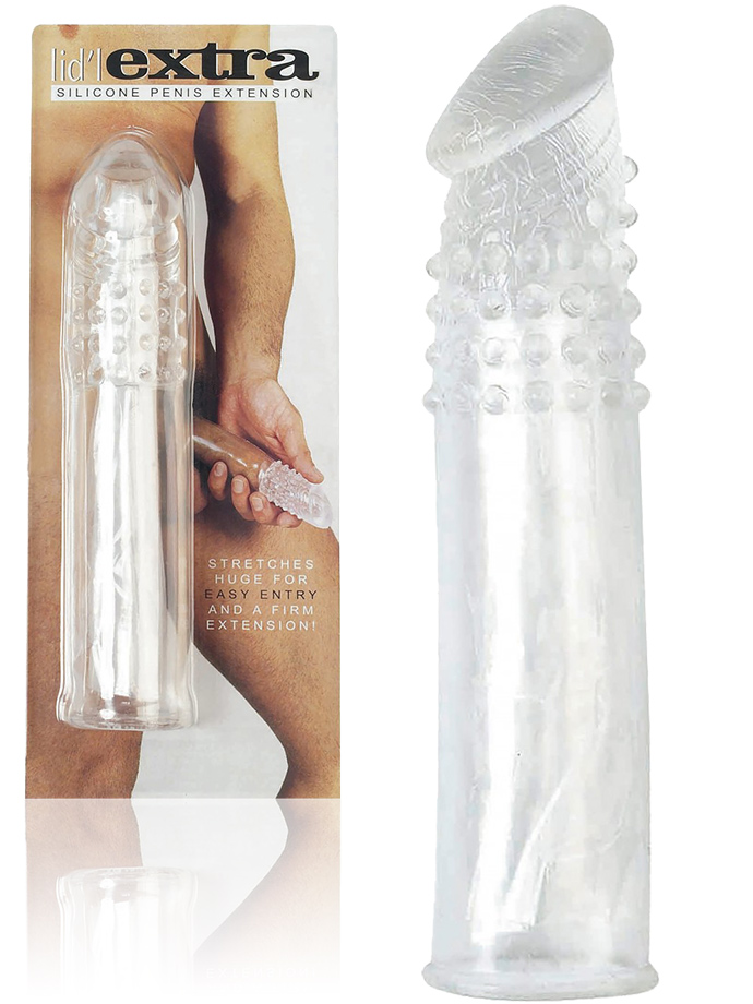 Lidl extra - Soft penis extension