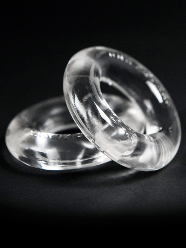 ZIZI Top Cockring Clear