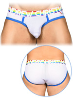 Andrew Christian - Pride Mesh Brief